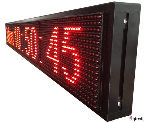 Лед табела 128x16, P10V12816