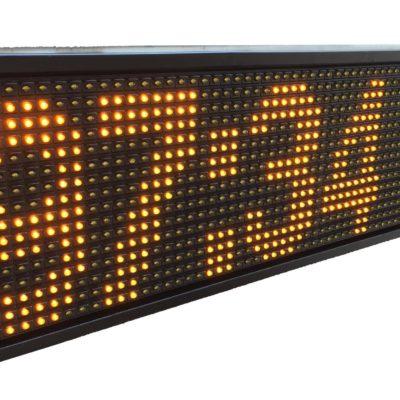 Външен LED дисплей- хронометър с GPS и NTP синхронизация
