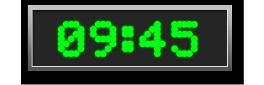 Часовник със синхронизация по GPS (NTP)