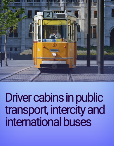 Driver-cabins