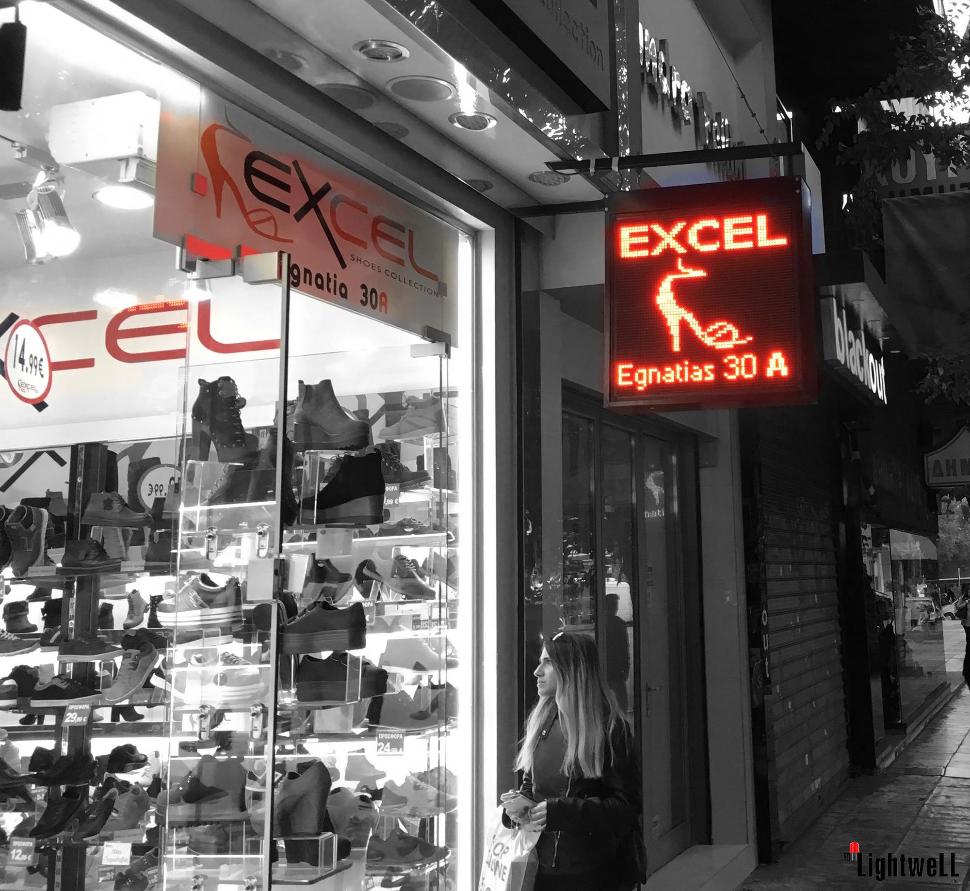 Предимства в използването на LED табла и екрани