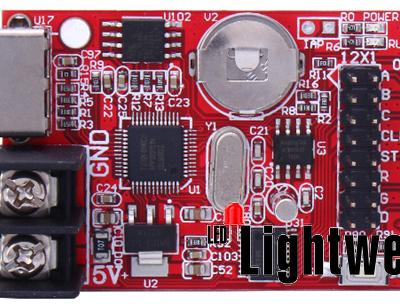 Контролер асинхронен HD-U6A