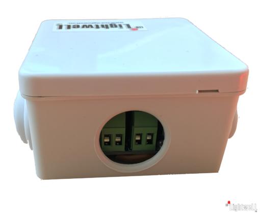 Wi-Fi водоустойчив контакт за управление на бойлер