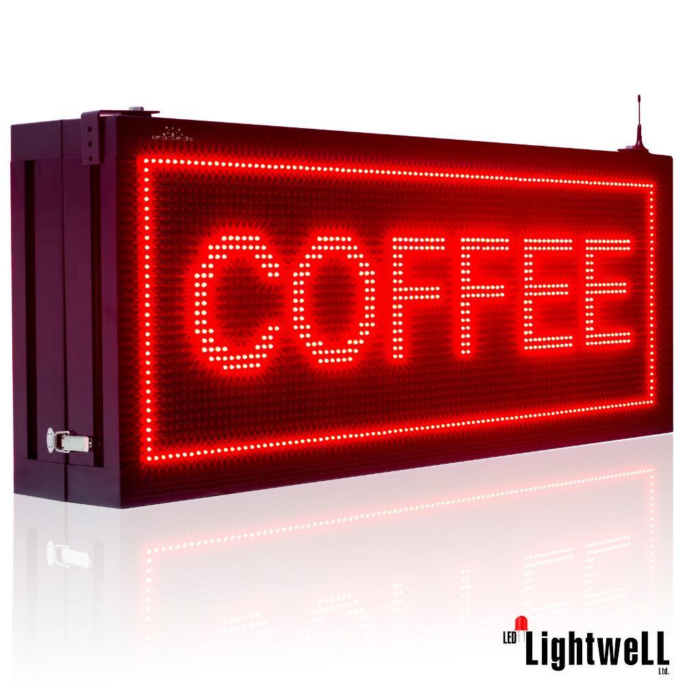 Наем на LED табла (течащ текст) и LED екрани