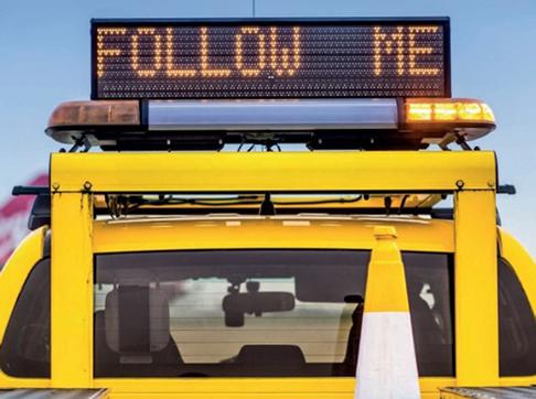 Tablica LED dla transportu