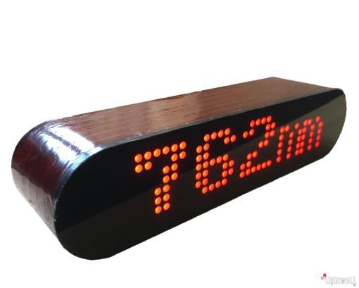 Интернет-часовник с информер за времето