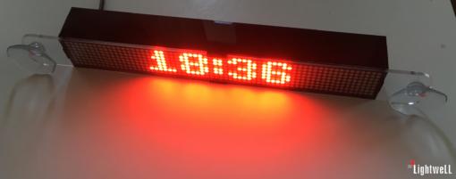 Светеща LED Табела - ОТВОРЕНО / ЗАТВОРЕНО