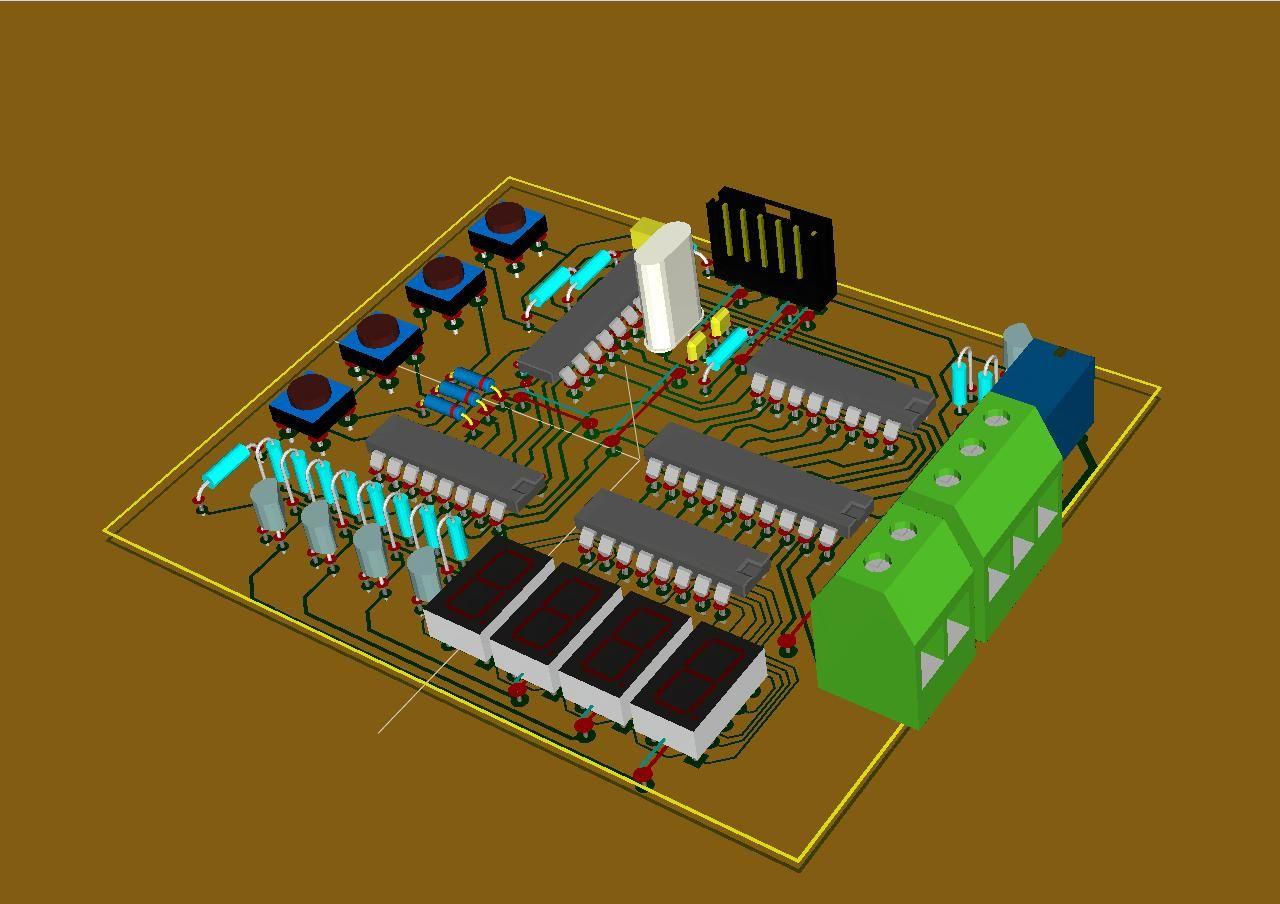 електронно оборудване на базата на микроконтролери