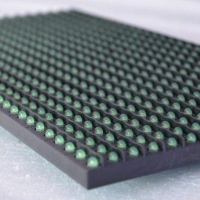 LED панел зелен P10