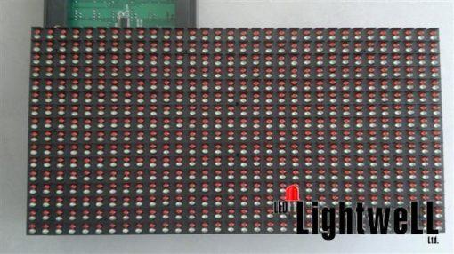 LED панел двуцветена червен, зелен P10