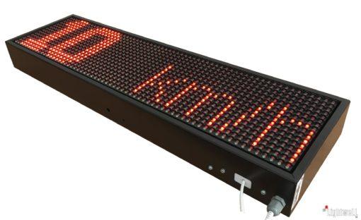 LED табло-информатор за радар